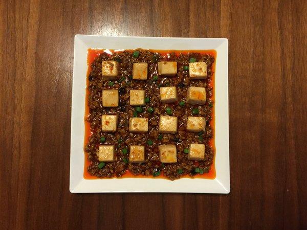 きれいな麻婆豆腐を作ったらRT & いいねが2.1万超えた